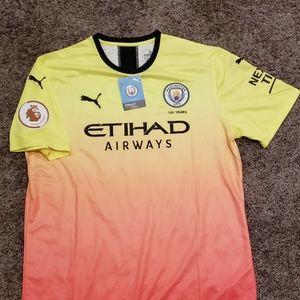 Manchester city Soccer jersey 19/20